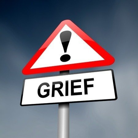 Grief Sign