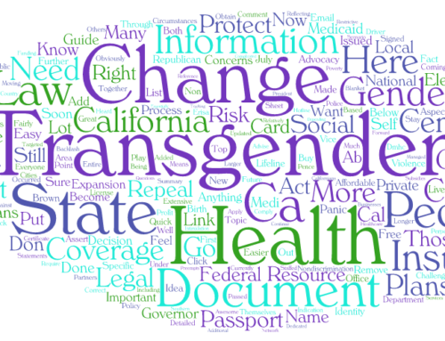 Transgender Rights and Resources