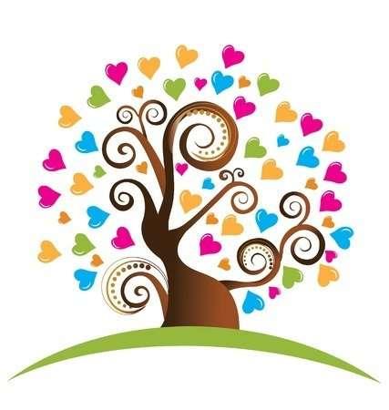 klimt wallpaper tree of life